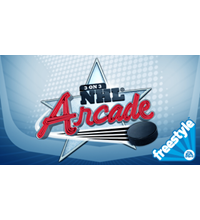 3 on 3 NHL Arcade Trophies