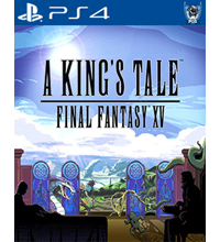 A King's Tale: Final Fantasy XV Trophies