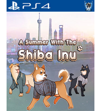 A Summer with the Shiba Inu Trophies