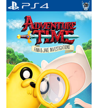 Adventure Time: Finn and Jake Investigations Trophies