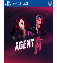 Agent A: A Puzzle in Disguise Trophies