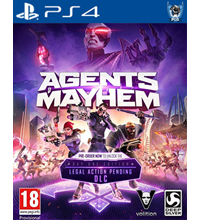 Agents of Mayhem Trophies