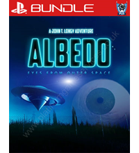 Albedo: Eyes From Outer Space Trophy Bundle
