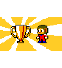 Alex Kidd in Miracle World Trophies