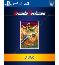 Arcade Archives: A-Jax Trophies