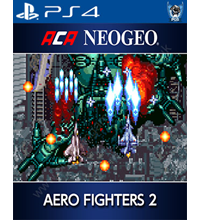 Arcade Archives: Aero Fighters 2 Trophies