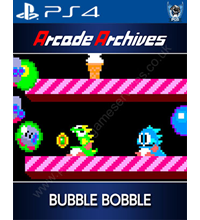 Arcade Archives: Bubble Bobble Trophies