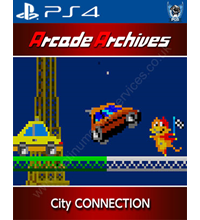 Arcade Archives: City Connection Trophies
