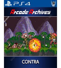Arcade Archives: Contra Trophies