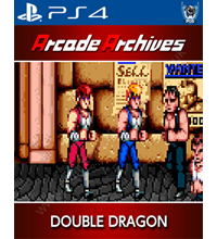 Arcade Archives: Double Dragon Trophies