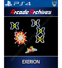 Arcade Archives: Exerion Trophies