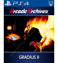 Arcade Archives: Gradius II Trophies