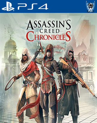 Assassin S Creed Chronicles Trilogy Pack Trophies Platinum Game