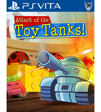 Attack of the Toy Tanks Trophies