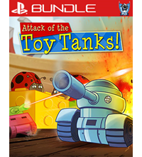 Attack of the Toy Tanks Trophy Bundle