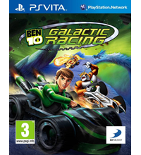Ben 10 Galactic Racing Trophies
