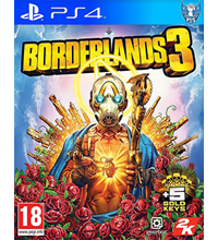 Borderlands 3 Trophies