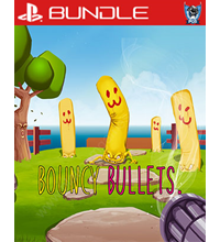 Bouncy Bullets Trophy Bundle
