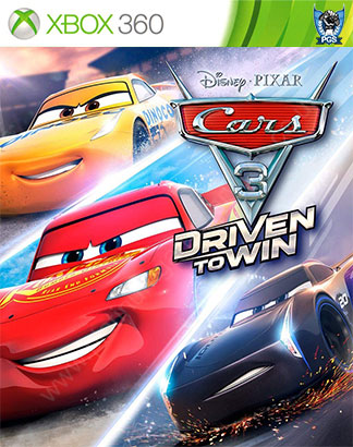 Cars 3 Driven To Win Achievements Platinum Game Services Xbox 360