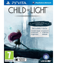Child of Light Trophies