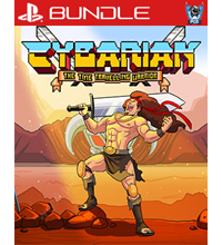 Cybarian: The Time Travelling Warrior Trophy Bundle