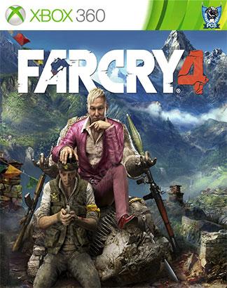 Far Cry 4 Achievements Platinum Game Services Xbox 360