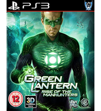 Green Lantern: Rise of the Manhunters Trophies