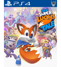 New Super Lucky's Tale Trophies