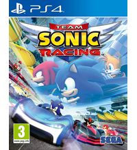 Team Sonic Racing Trophies