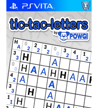 Tic-Tac-Letters by POWGI Trophies