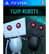 Twin Robots Trophies