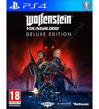 Wolfenstein Youngblood Trophies